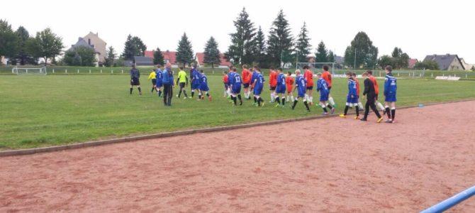 C- Jugend gewinnt glanzlos in Burgstädt