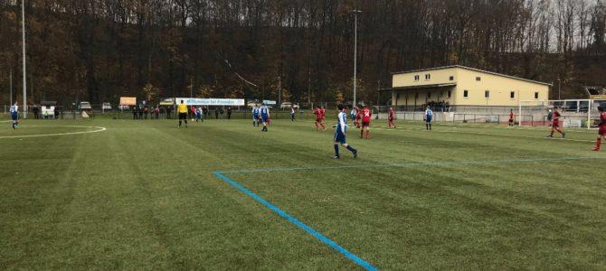 B-Jugend gewinnt letztes Heimspiel vor der Winterpause
