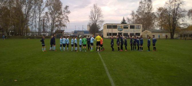 D-Junioren: Klare Niederlage beim Chemnitzer FC