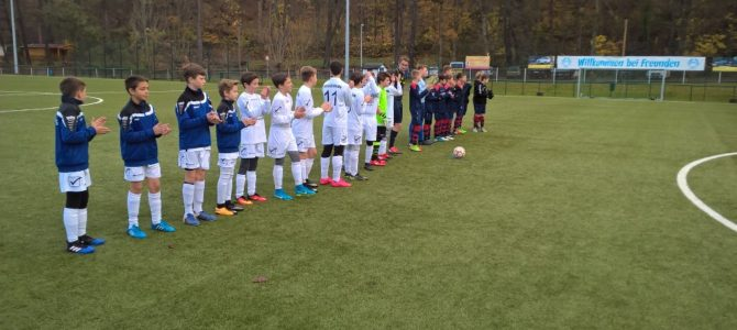 D-Junioren: Heimsieg gegen den Döbelner SC