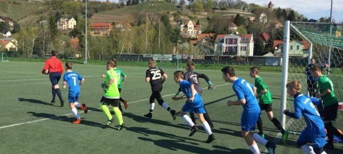D-Junioren: Auswärtspleite in Radebeul