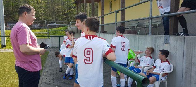 D-Junioren: keine Punkte gegen den VfB Fortuna Chemnitz