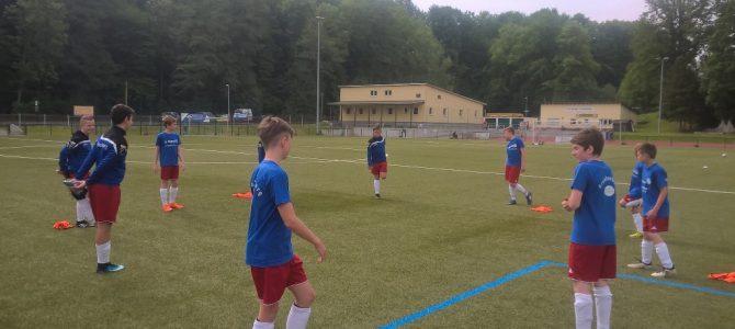 D-Junioren: Chemnitzer FC entführt die Punkte aus dem Hammertal
