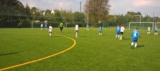 D-Junioren: erster Auswärtspunkt beim Döbelner SC