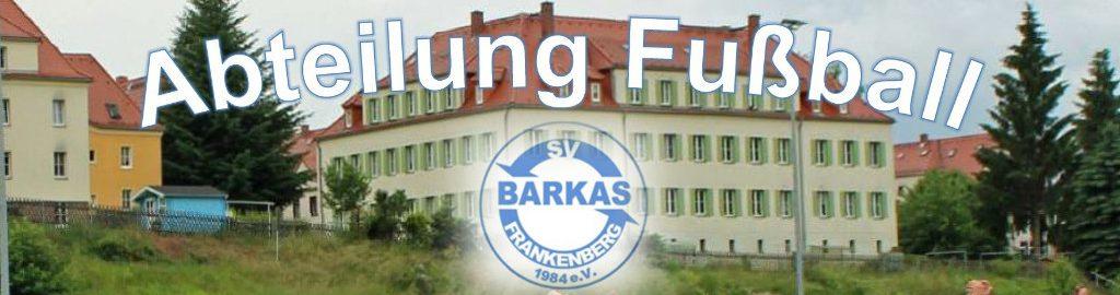 SV Barkas Abt. Fussball