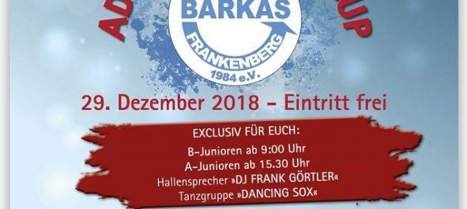 +++ 29.12.2019 – Adlatus Hallencup der A- und B-Junioren +++