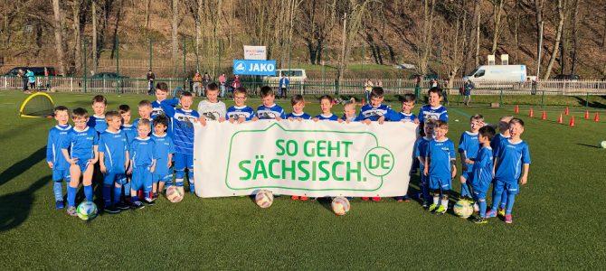 """+++Sieger im Vereinswettbewerb """"so geht sächsisch""""+++"""