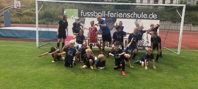 +++ Fußballferiencamp 2 gestartet +++