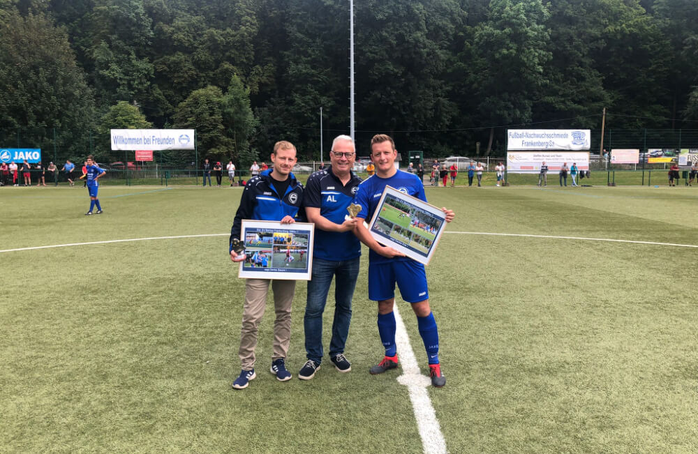 Heimauftakt 1. Männermannschaft - 22.08.2021
