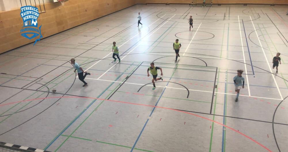 Frankenberger Sommerferien-Fußballcamp II gestartet