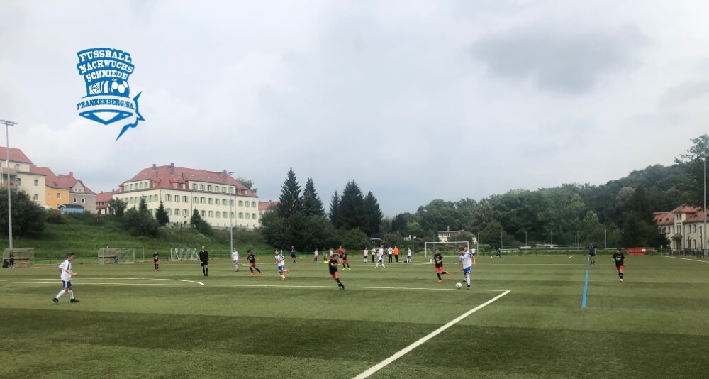 D1-Jun.: 5:1 Erfolg im Landespokal gegen den FSV Zwickau U12 - 11.09.2021