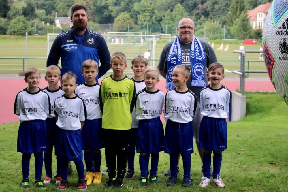 Mannschaft F2-Jugend - 2021