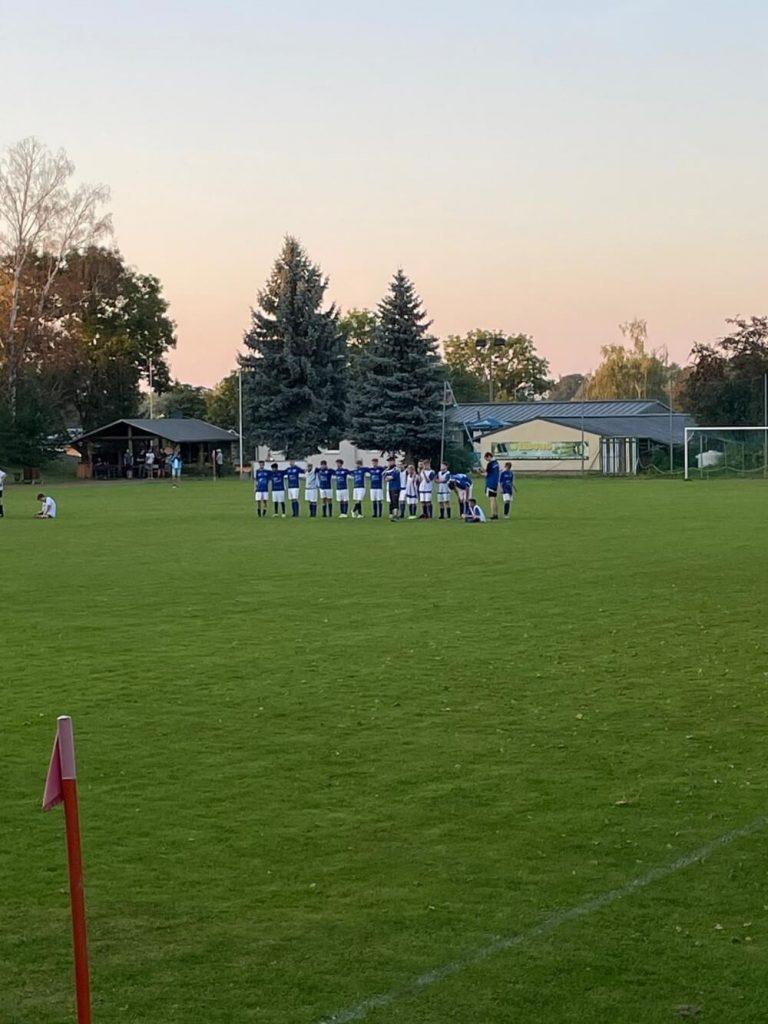 Landespokal U15 – Sieg im Elfemterschießen - 08.09.2021