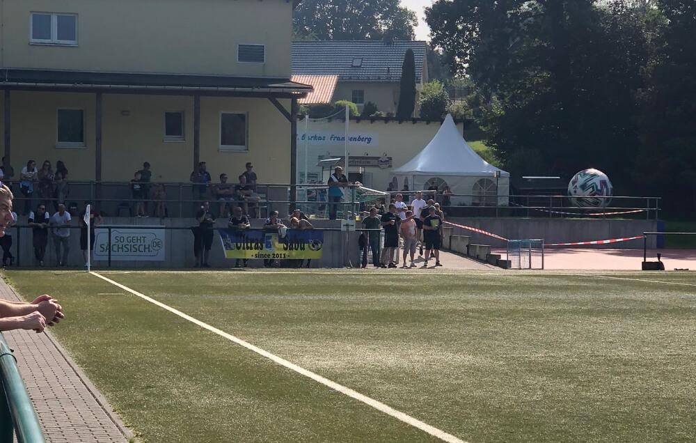 U23p Kreispokal SV Barkas - LSV Sachsenburg - 05.09.2021